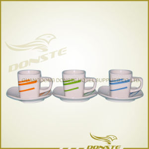 Square Line Coffee Cups pictures & photos