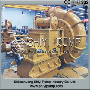 Channel Dredging Anti-Abrasion Solids Handling Dredging Pump pictures & photos