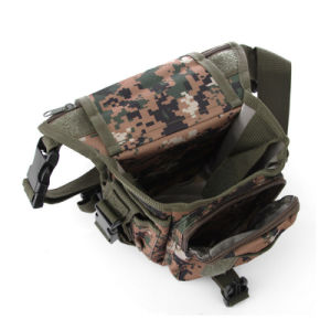 Small Capacity Mountaineering Travel Hiking Camouflage Army Backpack pictures & photos