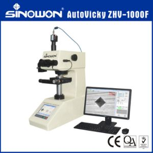 Semi-Automatic Micro Hardness Tester Vickers with Motorized X-Y Table pictures & photos