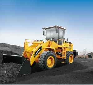 High Quality 3t Mini Wheel Loader pictures & photos