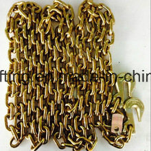 Galvanized Transport Binder Chain with Hook pictures & photos