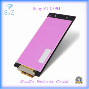 Smart Cell Phone Display Touch Screen LCD for Sony Z1 L39h pictures & photos