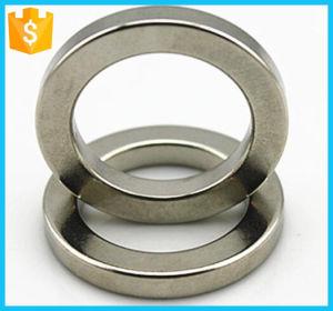 "1/2"" Od X 1/4"" ID X 1/8"" Thick N52 Custom Permanent Ring Neodymium Magnet"