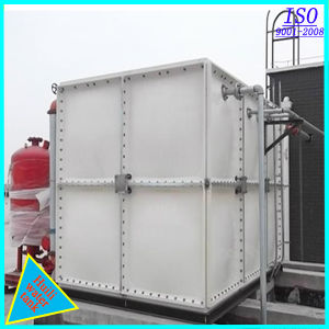 GRP Panel Water Storage Tank with Both Good Quality and ISO pictures & photos