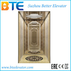 Ce Mrl Gearless Home Elevator for Residential Villas