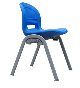 High Quality School Student Training Chair with Writing Pad pictures & photos