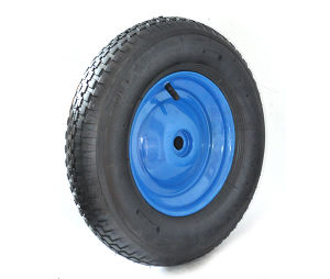 4.00-8 Pneumatic Rubber Wheel