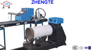 Znc-G3000 Portable CNC Plasma Cutting Machine for Pipe pictures & photos
