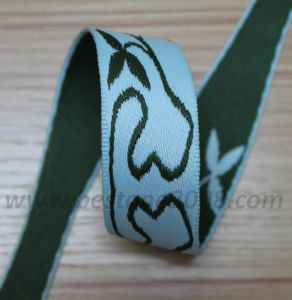 Jacquard Variable Webbing#1401-115 pictures & photos