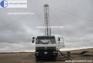 400m Depth Truck Type Water Well Drilling Rig pictures & photos