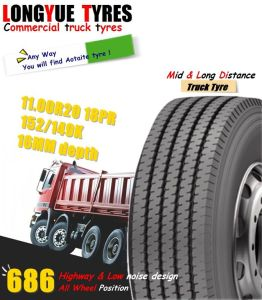 TBR, Truck Tires pictures & photos