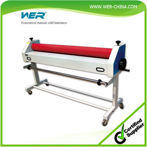 Factory Direct Economical Manual Cold Laminator pictures & photos