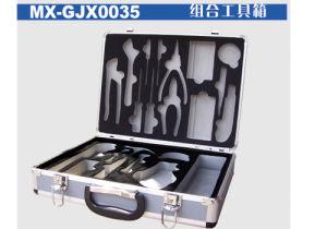 Aluminum Alloy Tool Case (MX-GJX0035) pictures & photos