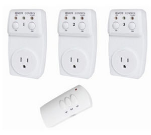 United States Remote Control Socket, North America Wireless Remote Control Socket pictures & photos
