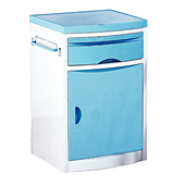 ABS Hospital Bedside Cabinet Without Wheels (SC-HF01) pictures & photos
