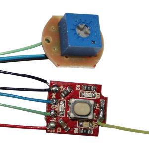 Mmt Adjustable Resistance Variable Voltage EGO Twist PCB