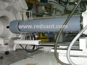 Ceramic Heater Heat Insulation with Aerogel Blanket pictures & photos