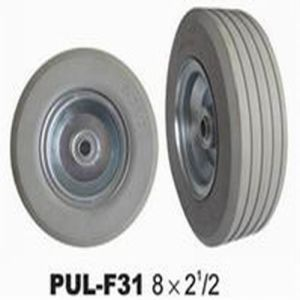8*2.50-4 Grey PU Foamed Truck Tire pictures & photos
