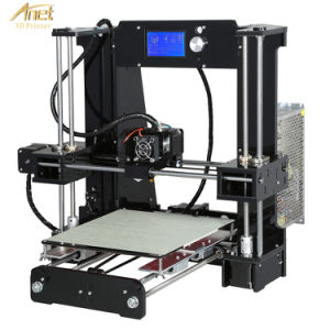 High Quality DIY Educational Household Fdm Desktop 3D Printer USB & SD Card pictures & photos