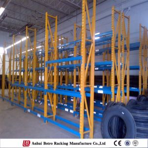 Metal Foldable Motor Tyre Rack pictures & photos