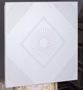 Architectual Acoustic Aluminum False Ceiling Design