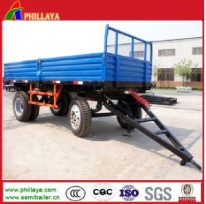 Tandem Axle Full Trailer for Sale pictures & photos