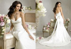 Wedding Dress & Wedding Gown&Bridal Dress (Dx0026)