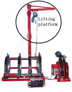 Semi-Atomatic Butt Fusion Pipe Welding Machine 800