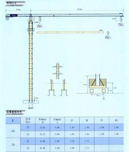 Tower Crane (JT4010)