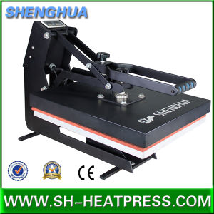 Auto Release Heat Press Machine T-Shirt Sublimation Transfer Pressing Machine pictures & photos