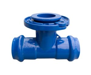 Ductile Iron Socket Tee for PVC Pipe pictures & photos