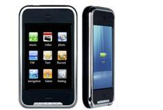 2.8 inch Touch Screen MP4 Player with Camera pictures & photos