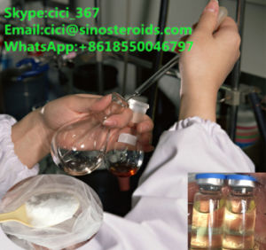 Injectable Anabolic Steroids Stanozol Depot 50 Mg / Ml Winstrol 50 pictures & photos