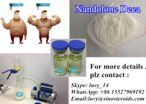 Bodybuilding Injectable Steroids Deca Durabolin with Safe Delivery 250mg/200mg pictures & photos