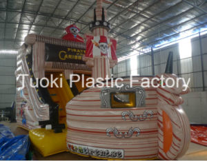 Commercial Giant Pirate Inflatable Water Slides / Water Park Products (RC-015) pictures & photos