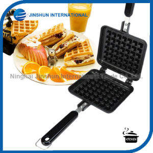 Aluminum Die Cast Waffle Cake Pan pictures & photos