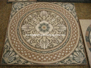 Stone Mosaic Marble Mosaic Pattern Floor Tile (ST123) pictures & photos