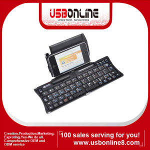 Multimedia Bluetooth Keyboard for iPod iPad iPhone Laptop Mobile (WSS-BK02)