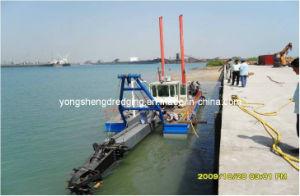 8 Inch Cutter Suction Dredging Machine with Weichai Engine (CSD 200)