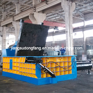 Y81f-500 Hydraulic Scrap Baler for Small Car pictures & photos