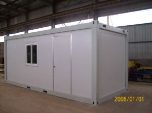 Africa Container House pictures & photos