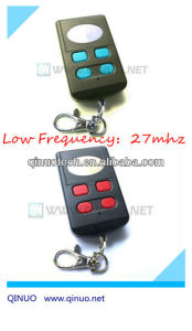 Universal Remote Control Duplicator with Low Frequecny in 27MHz pictures & photos