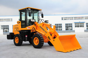 60HP 2ton 0.7m3 Mini Wheel Loader, Small Loader pictures & photos