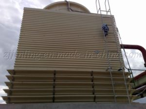 Counter Flow Square Type Cooling Tower (JFT-1800L) pictures & photos