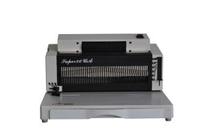 Electric Coil Punching and Coil Binding Machines (SUPER46UA) pictures & photos