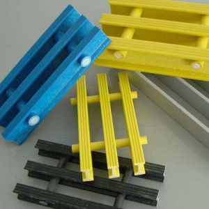 FRP Pultruded Grating, FRP/GRP Pultruded Profiles pictures & photos