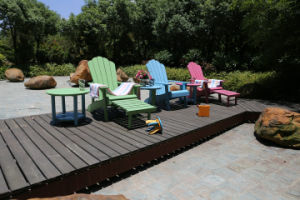 Outdoor Patio Plastic Adirondack Chairs for Sale pictures & photos