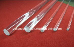 Transparent 9mm Monocrystal Test Quartz Rod (YKR-028) pictures & photos