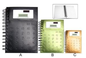 Notebook Calculator